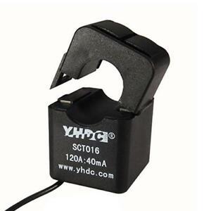 YHDC Split Core Sensor Current Transformer SCT016 10A-120A OUTPUT Variation