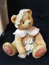 Cherished Teddies 1993 Friendship Is In Bloom May Bear Figurine 914797 170343