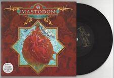 "Mastodon ""Capillarian Crest"" 7"" NM w/Poster OOP Baroness Kylesa Isis Lamb of God"