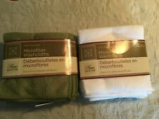 Home Collection Microfiber Washcloths