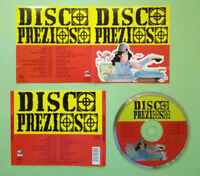 CD Compilation Disco Prezioso JOVANOTTI DIGITAL BOY RAMIREZ no mc lp dvd 45 (P1)