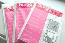 Burda Tracing Paper TISSUE Make your own Sewing Pattern Patchwork 7.5m 5 sheets
