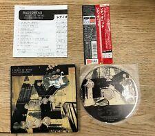 RADIOHEAD Japan Rarity CD I Might Be Wrong Live Recordings TOCP-65950