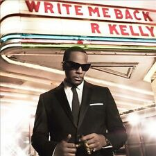 R. Kelly Write Me Back CD '12 (never played)