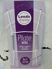 Plato Cable Percha para plato Medición 19-25cm O 7 1 / 5.1-25.4cm