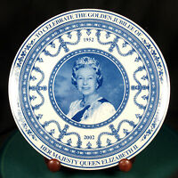 Wedgwood - Daily Mail - To Celebrate The Golden Jubilee Of Queen Elizabeth II