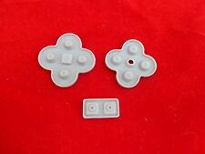 Button pad set, remplacement de caoutchouc pour boutons NDS LITE, NEUF