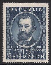 1949 AUSTRIA ÖSTERREICH MICHEL Nr. 947 UNIFICATO 783  POSTFRISCH MNH ** €.20,00