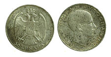 pcc1124_2) Yugoslavia 50 dinari 1938 - Toned