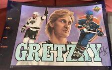 1993 Wayne Gretsky Poster