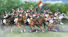 THE COLLECTORS SHOWCASE NAPOLEONIC FRENCH 10TH CUIRASSIER SET MIB