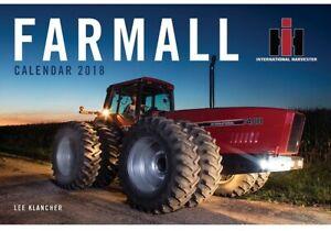 CALFARMALL2018 - Calendario 2018 En Las Tractor Farmall IH