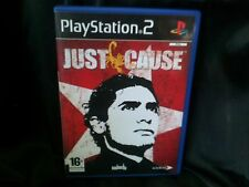Just cause, PlayStation 2 jeu, Trusted Boutique eBay