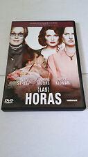 "DVD ""LAS HORAS"" NICOLE KIDMAN JULIANNE MOORE MERYL STREEP STEPHEN DALDRY"
