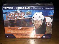 2020-2021 Upper Deck Hockey Series 1 MEGA Box Alexis Lafreniere RC? BRAND NEW