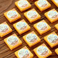 Cute Bunny Rabbit Kawaii Papar Sticker Sheet Craft Scrapbook-Stickers