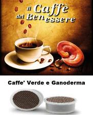 200 capsule espresso point caffe' verde e ganoderma