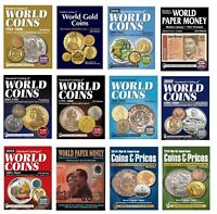 Standard Catalogs of World Coins 12Pcs Coin collection Fast Shipping