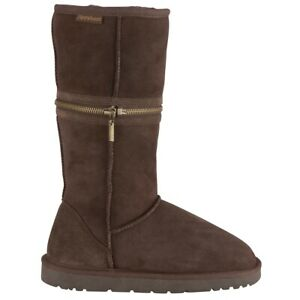 Boots - Redfoot Zippyboot (Tan or Chocolate)