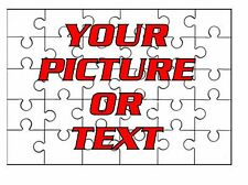 Custom Printed Puzzles 30pc Add Your Own Image, Photo, logo. **Free Gift Box**