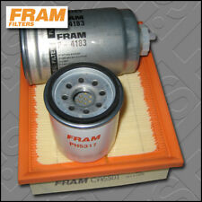 SERVICE KIT VAUXHALL CORSA B 1.5 TD FRAM OIL AIR FUEL FILTERS (1993-2000)