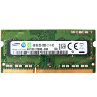 Samsung 4GB 1Rx8 PC3-12800S DDR3-1600 CL11 204 Pin 1.5v  SODIMM Laptop Memory