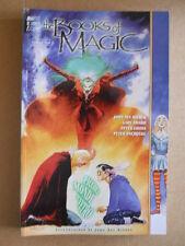THE BOOKS OF MAGIC Libro 3 III - Piccoli Mondi di Vetro Magic Press 2000  [G476]