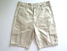 LEVI'S Jeans Men's Cargo Style Shorts Size W33-34 Immaculate Condition