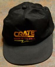 """CRATE"" BASEBALL CAP, NEW, NEVER WORN"