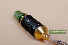 Coilover Damper Suspension Shock Absorber Keychain Keyring Key Chain Adjust JDM