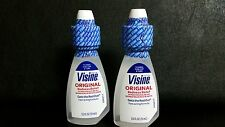 2 X VISINE ORIGINAL REDNESS RELIEF - FAST ACTING FORMULA - 1/2 FL.OZ. (15 ML)