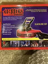 Perfect Condition- Gibbon Slacklines Red Classic Edition 15m (49ft)
