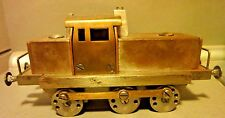 Heavy Steal Metal Art All Handmade Locomotive Train only one of a kind