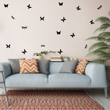 DIY Wall Simple And Creative Flying Butterflies Removable Sticker *USA* STOCK