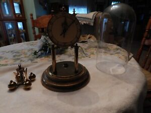 SCHATZ ANNIVERSARY CLOCK PARTS OR RESTORE
