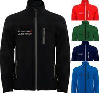Dodge SRT Softshell Jacket Parka Coat Veste Blouson Chaqueta Giacca Challenger