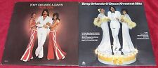 Tony Orlando & Dawn[Lot of 2 LPs]: Prime Time / Greatest  Hits