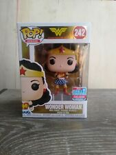 Wonder Woman First Appearance NYCC 2018 Pop Vinyl Figure Funko