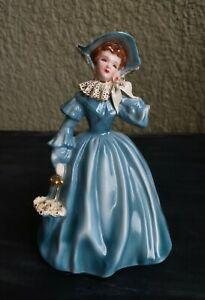 "Vintage ""Louise"" Figurine by Florence Ceramics Pasadena California"
