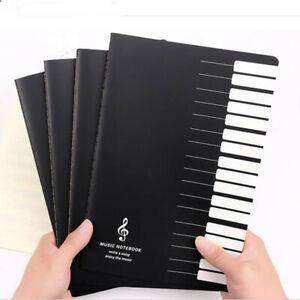 Blank Music Manuscript Writing Paper Book Staff Notebook 16 Sheets 185*260mm