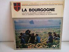 CHORALE FOLKLORIQUE DE BOURGOGNE Plus celebres chansons a boire 820108