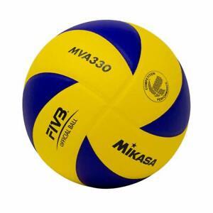 Mikasa MVA330 Official FIVB Spiral Club Volleyball