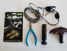 Tru Fire Revolver Release 2 Zwickey Judo Points Arrow Sharpener Bow Stringer