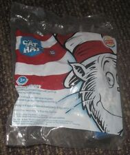 2003 Dr. Seuss Cat In The Hat Burger King Kid's Meal Toy - Key Chain