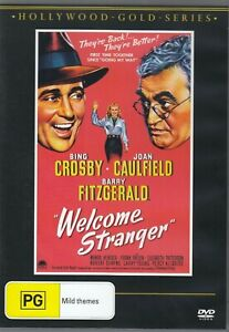 Welcome Stranger  - Bing Crosby Joan Crawford New and Sealed DVD