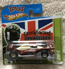 Hot Wheels 2012 Treasure Hunt Dan Wheldon DW-1