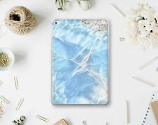 Blue iPad Air 2 Plastic Case iPad Mini 4 Smart Cover Marbled iPad 9.7 2018 Cover