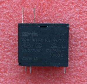 1pcs 302WP-1AH-C 12VDC SONG CHUAN Relay