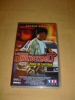 JACKIE CHAN Thunderbolt VHS arts martiaux
