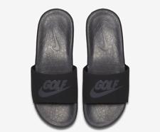 Nike GOLF Benassi Solarsoft 2G Slides UNISEX Beach Pool Sandals UK 6 EU 40 US 7